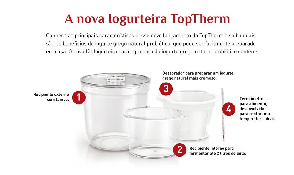 Iogurteira TopTherm