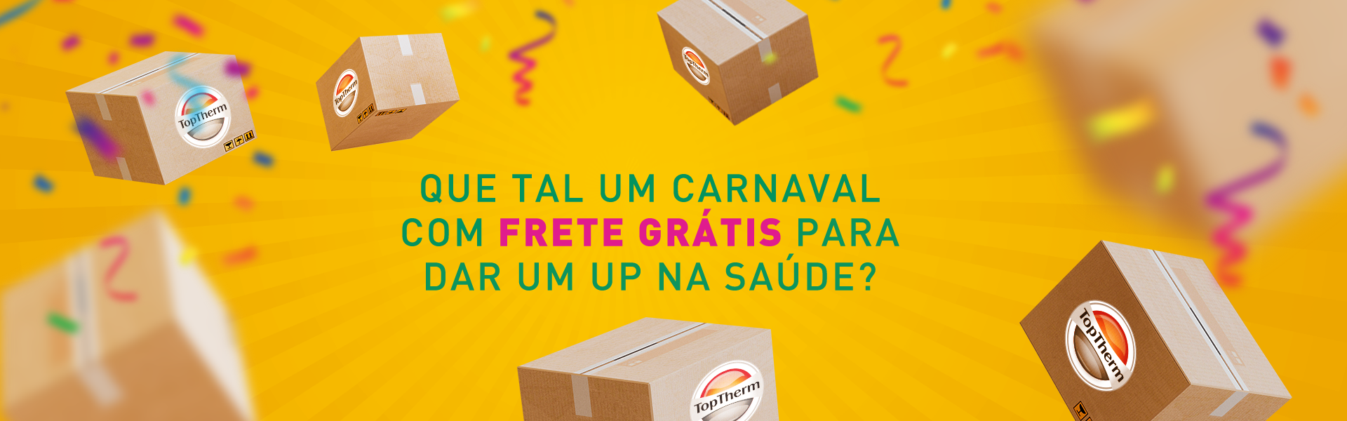 Carnaval Frete Gratis